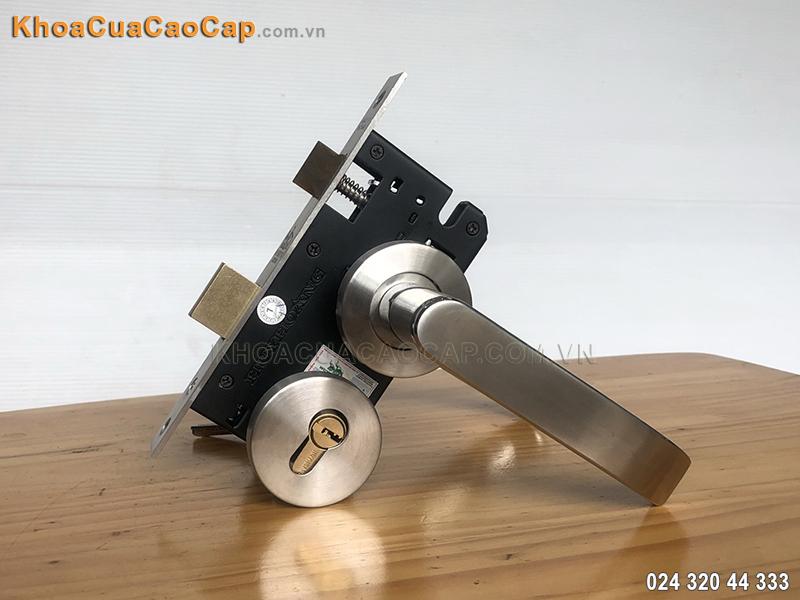 Khóa tay gạt phân thể Huy Hoàng SS-5810-PT